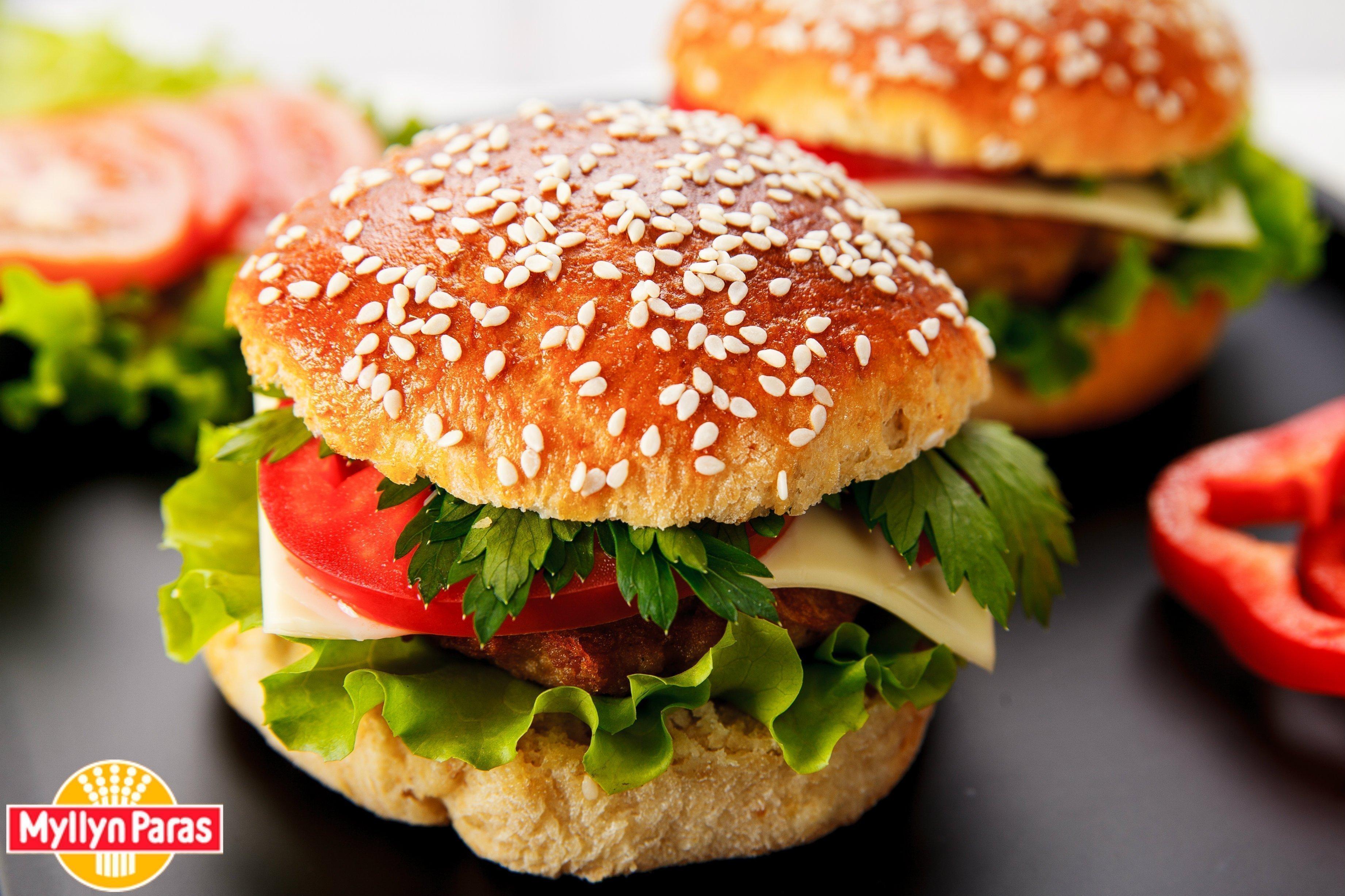 Как сделать свой гамбургер 851