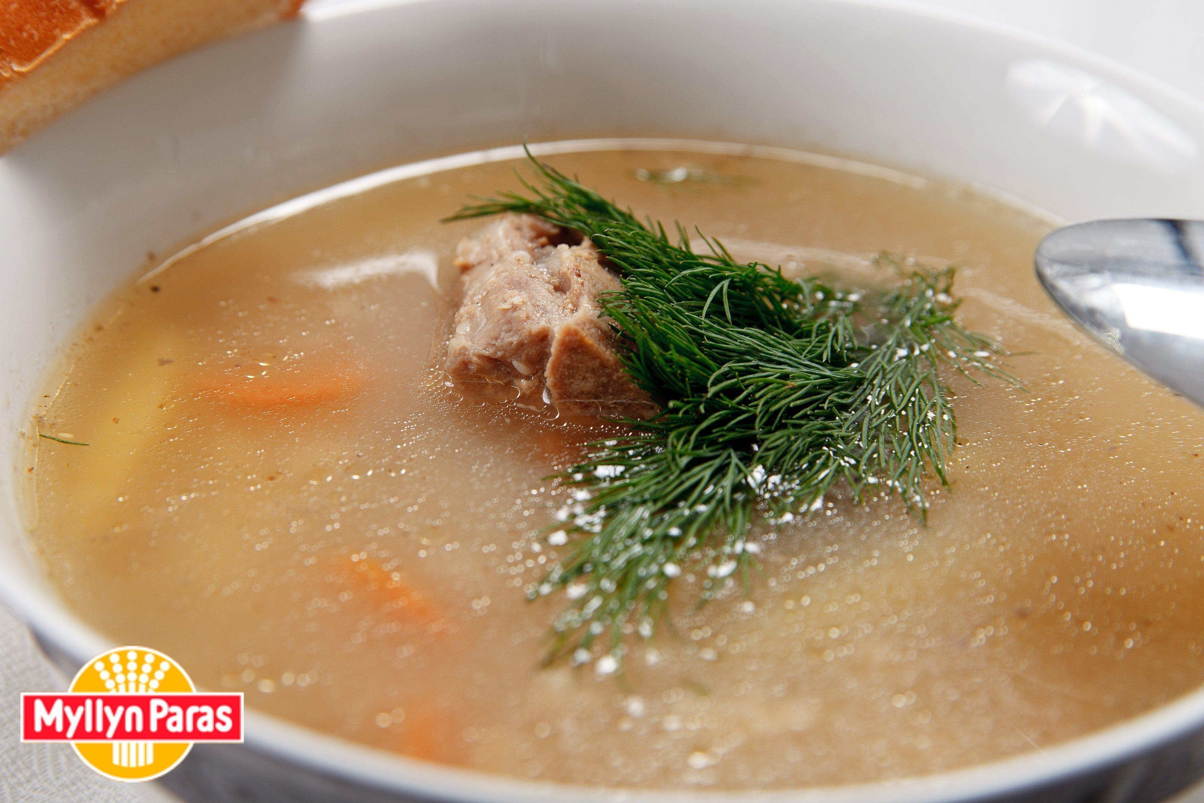 Суп с говядиной и гречкой рецепт пошагово с