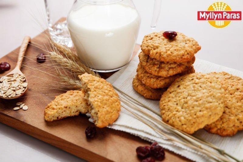 идеальный рецепт домашнего овсяного печенья