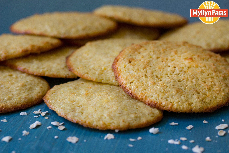 Овсяные печенья без масла рецепт пошагово