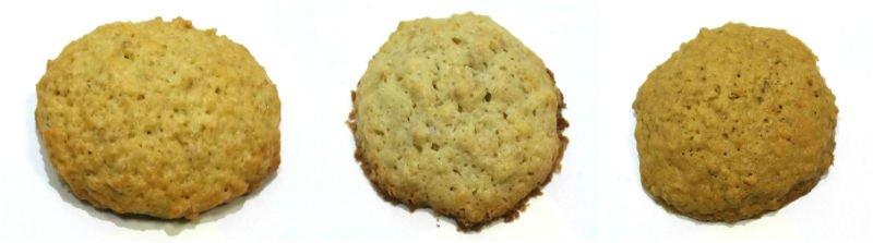 разрыхлитель и сода в тесте для овсяного печенья
