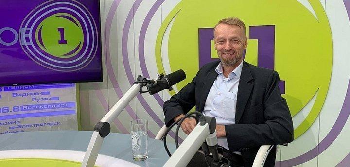 Генеральный директор Myllyn Paras дал интервью Радио-1