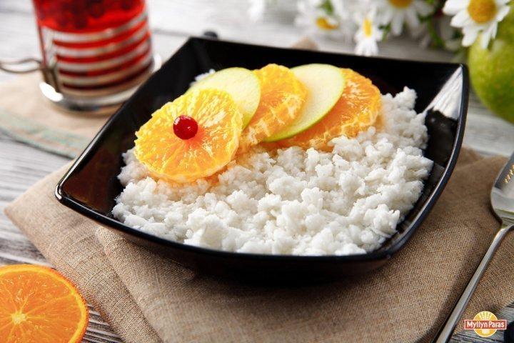 Как приготовить самую вкусную рисовую кашу?
