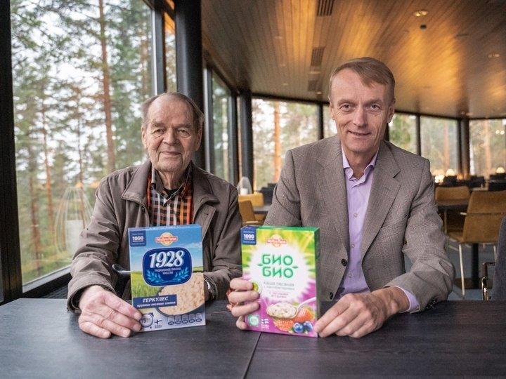 Секреты здорового питания от генерального директора Myllyn Paras