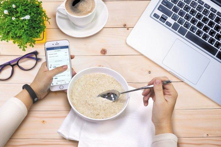 Сколько нужно съесть каши, чтобы получить приз в мобильном приложении?