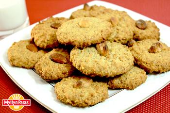почему овсяное печенье бор рецепт