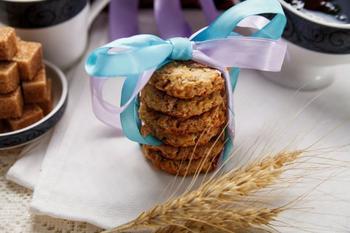 как испечь идеальное овсяное печенье